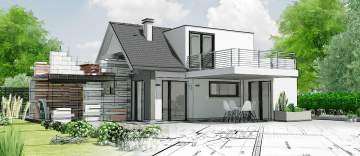 Construction de maison avec un architecte à La Rochelle